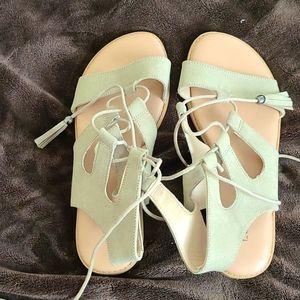 Luoika 6.5 Gladiator Style Sandals